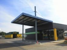 Otok – Otoki – Attyka – Oznakowanie stacji paliw